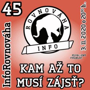 InfoRovnováha 45 (repríza)