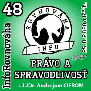 InfoRovnováha 48 (repríza)