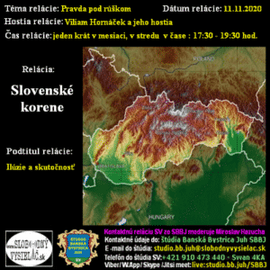 Slovenské korene 66