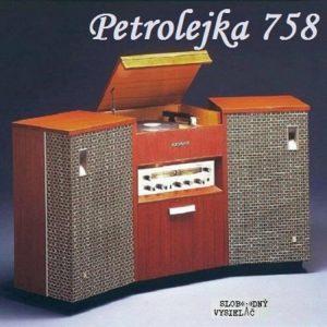 Petrolejka 758