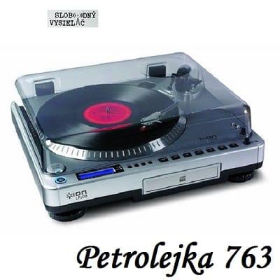 Petrolejka 763