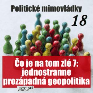 Politické mimovládky 18 (repríza)
