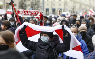 EÚ podporí občiansku spoločnosť, médiá a mládež v Bielorusku.