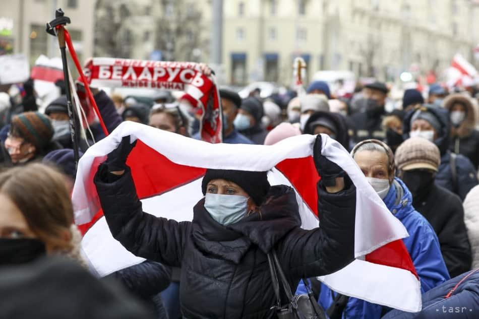 EÚ podporí občiansku spoločnosť, médiá a mládež v Bielorusku. 1