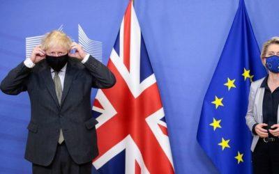 Co obsahuje brexitová dohoda?