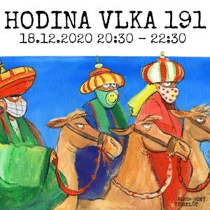 Hodina Vlka 191 (repríza)
