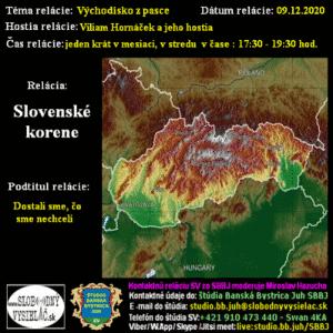 Slovenské korene 67 (repríza)