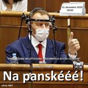 Na panské 48/2020 (humoristický týždenník) repríza