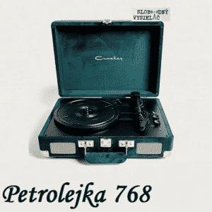 Petrolejka 768 (repríza)