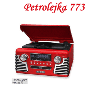 Petrolejka 773 (repríza)