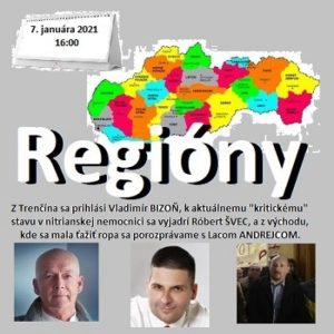 Regióny 01/2021