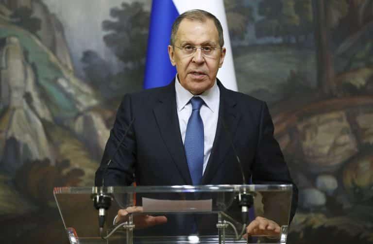 """Sergej Lavrov – """"bezočivosť Nemecka v kauze Navaľnyj prekročila medze slušného správania."""" 1"""