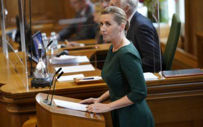 Dánska premiérka: Nový cieľ je nedať azyl ani jednému migrantovi.