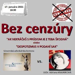 Bez cenzúry 01/2021