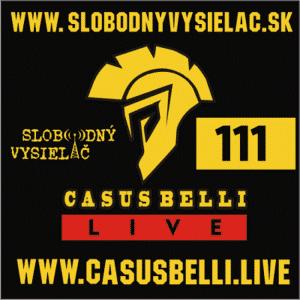 Casus belli 111 (repríza)
