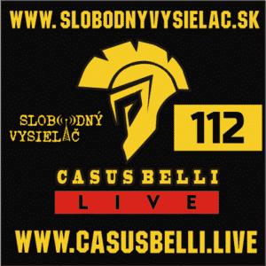Casus belli 112 (repríza)