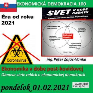 Ekonomická demokracia 100 (repríza)
