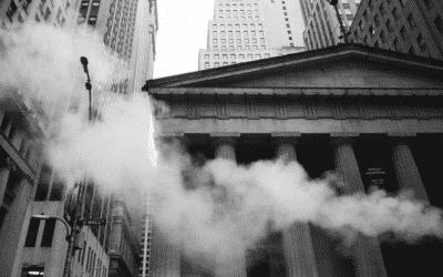 Ako amatéri z internetu zmanipulovali akciový trh na Wall Street.