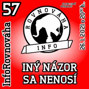 InfoRovnováha 57 (repríza)