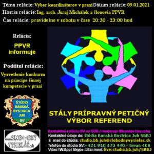 Prípravný petičný výbor referend 13 (repríza)