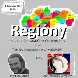 Regióny 03/2021 (repríza)
