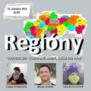 Regióny 02/2021 (repríza)