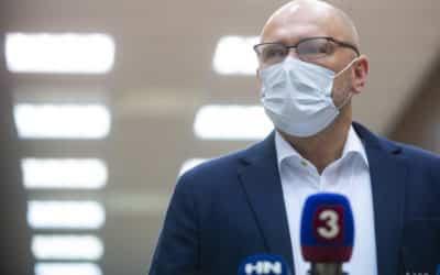 Richard Sulík by bol ochotný stať sa ministrom zdravotníctva.