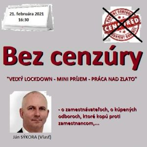 Bez cenzúry 04/2021