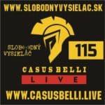 Casus belli 115 (repríza)