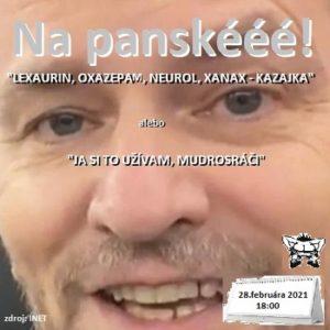 Na panské 09/2021 (humoristický týždenník) repríza