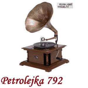 Petrolejka 792 (repríza)