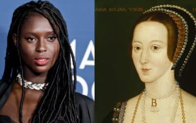 Nový historický seriál. Druhú ženu Henricha VIII. Boleynovú si zahrá černoška.