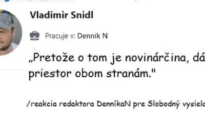 Výskum zo Slovenska: diskusie v médiách sú často nevyvážené, novinári tým škodia demokracii.