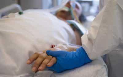Laboratoře ve čtvrtek v Česku potvrdily přes čtrnáct tisíc nových případů covidu, nápor na nemocnice sílí.