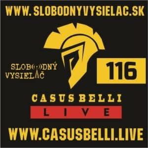 Casus belli 116 (repríza)