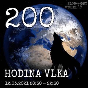 Hodina Vlka 200