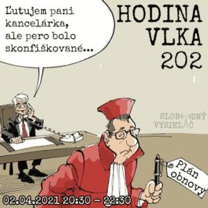 Hodina Vlka 202 (repríza)