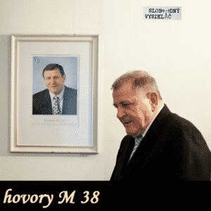 hovory M 38