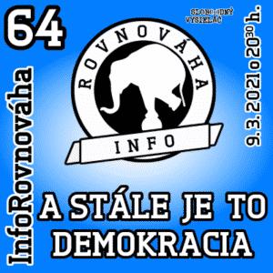 InfoRovnováha 64 (repríza)