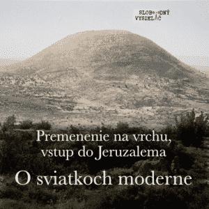 O sviatkoch moderne 14
