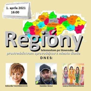 Regióny 07/2021