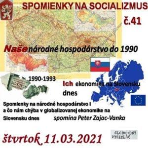Spomienky na Socializmus 41 (repríza)