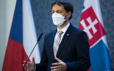 Heger: Slovensko povolí očkovanie Sputnikom, ak ho odobrí Maďarsko.