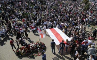 Bieloruská KGB žiada USA o vydanie osôb podozrivých z prevratu.