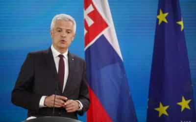 Korčok: Postoj SR k migrácii je známy, odmietame povinné kvóty.