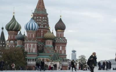 Rusko vyhostí 20 zamestnancov českej ambasády v Moskve.