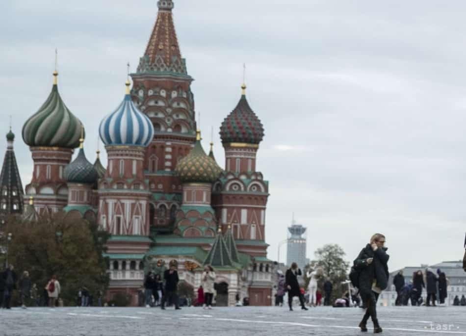 Rusko vyhostí 20 zamestnancov českej ambasády v Moskve. 1