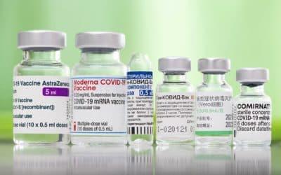 Od antiSputnikovej demagógie k ziskom akcionárov farmaceutických spoločností Big Pharma.