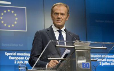 """Čo chce Donald Tusk najnovšie v EÚ presadiť: """"Zastavte ruskú agresiu zrušením Nord Streamu 2."""" Povolia Nemci tlaku?"""