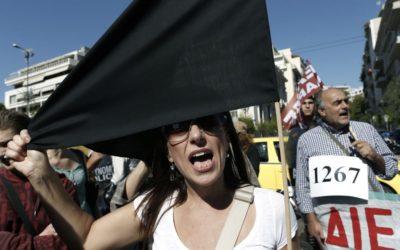 Čerstvé čísla o zadlženosti vypustili gréckeho strašiaka, rozprávajme sa o hrozbe štátneho bankrotu.